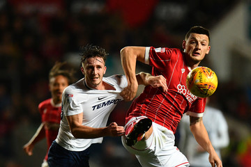 Milan Djuric Bristol City v Preston North End - Sky Bet Championship