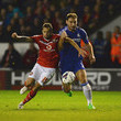 Milan Lalkovic Walsall v Chelsea - Capital One Cup Third Round