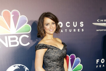 Milana Vayntrub NBCUniversal's 74th Annual Golden Globes After Party - Arrivals