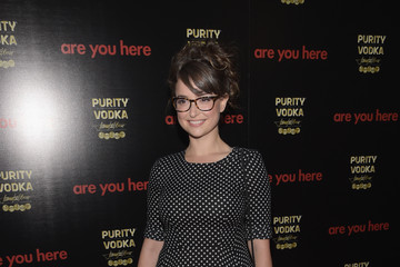 Milana Vayntrub 'Are You Here' Premieres in Hollywood