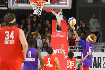 Miles Brown 2018 NBA All-Star Game Celebrity Game