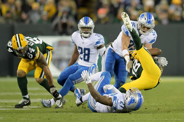 Miles Killebrew Detroit Lions v Green Bay Packers