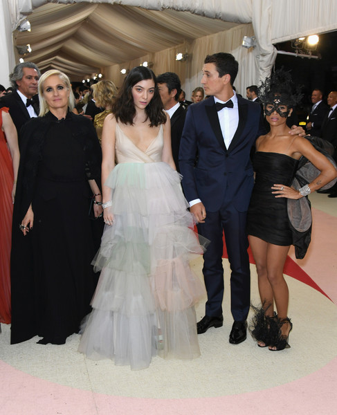 'Manus x Machina: Fashion In An Age of Technology' Costume Institute Gala - Arrivals