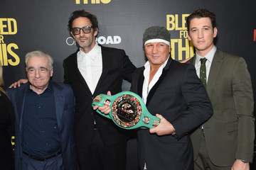 Miles Teller Open Road With Men's Fitness Host The Premiere Of 'Bleed For This'