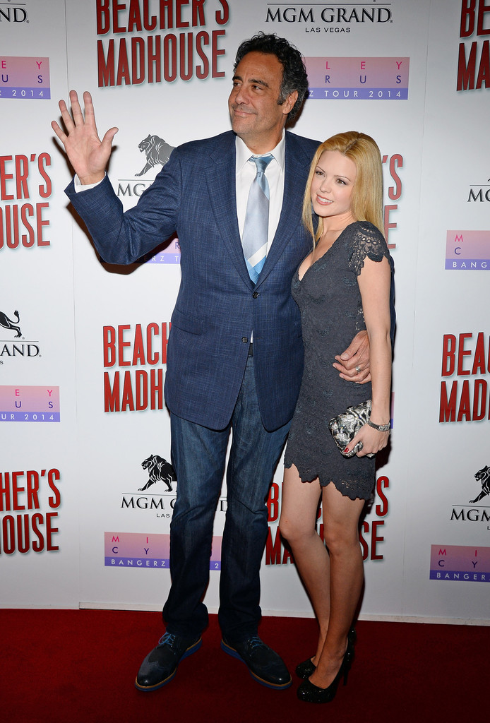 Brad Garrett Photos Photos - Arrivals at the Beacher's ...Brad Garrett Height