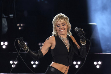 Miley Cyrus Entertainment  Pictures of the Month - April 2021