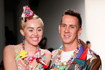 Miley Cyrus Jeremy Scott - Runway - MADE Fashion Week Spring 2015