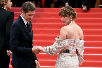 Milla Jovovich 'Sibyl'Red Carpet - The 72nd Annual Cannes Film Festival
