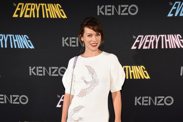 Milla Jovovich The Premiere Of 'The Everything,' A Film By Humberto Leon For KENZO