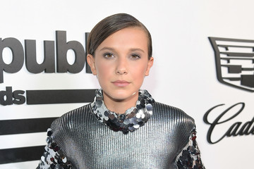 millie bobby brown 2017 photoshoot. millie bobby brown n:philanthropy sponsors republic records\u0027 vma after party 2017 photoshoot m