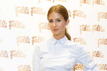 Millie Mackintosh Folli Follie Celebrates Regent Street Concept Store Launch