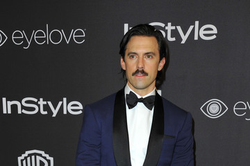 Milo Ventimiglia Warner Bros. Pictures and InStyle Host 18th Annual Post-Golden Globes Party - Arrivals
