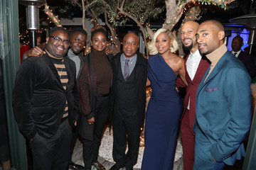 Milton Lil Rel Howery Common's Toast To The Arts Presented By Remy Martin