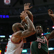 Carlos Boozer Larry Sanders Photos