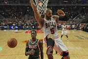 Carlos Boozer Larry Sanders Photos Photo