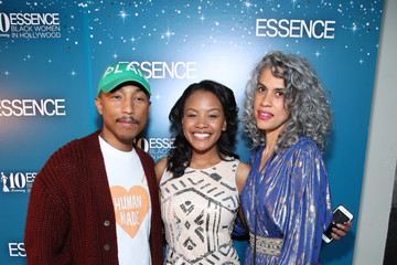 Mimi Valdes Essence Black Women In Hollywood Awards - Inside