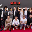 "Mina El Hammani Netflix Presents ""Elite"" 2nd Season In Madrid"