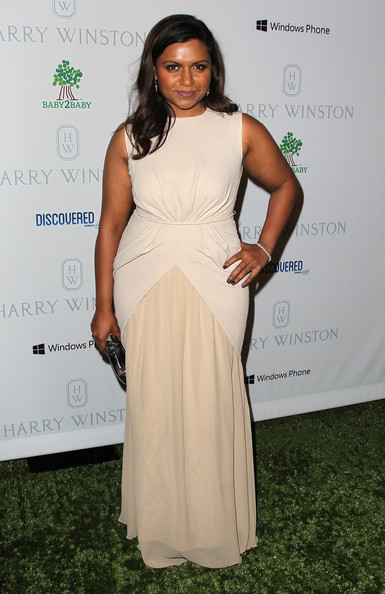 Mindy Kaling - 1st Annual Baby2Baby Gala - Arrivals