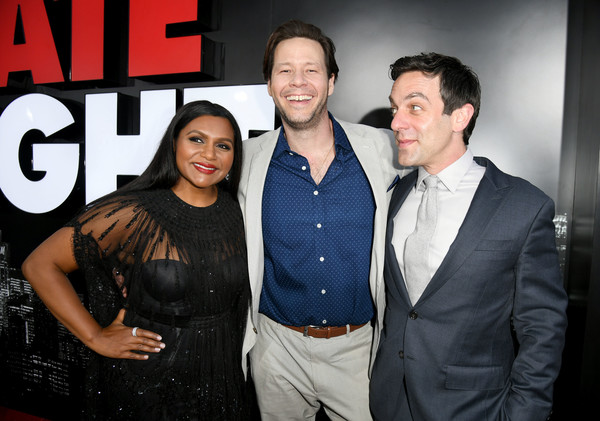 Mindy Kaling and Ike Barinholtz Photos - 1 of 197