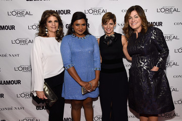 Mindy Kaling  Cindi Leive Honors the Women of the Year