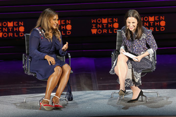 Mindy Kaling Tina Brown's 7th Annual Women In The World Summit - Day 1