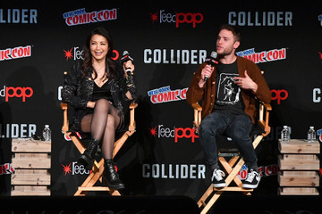Ming-Na Wen 2017 New York Comic Con - Day 3