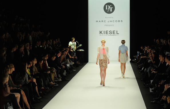 Alexandra Kiesel Show - Mercedes-Benz Fashion Week Berlin Autumn/Winter 2012