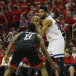 James Harden Karl-Anthony Towns Photos