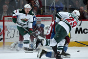 Semyon Varlamov and Mikael Granlund Photos Photo
