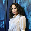 "Minnie Driver Premiere Of Warner Bros Pictures' ""Motherless Brooklyn"" - Red Carpet"
