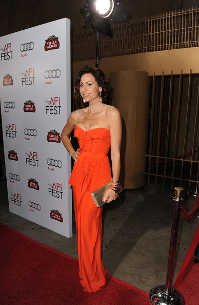 "Minnie Driver Actress Minnie Driver arrives at ""Barney's Version"" screening during AFI FEST 2010 presented by Audi held at Egyptian Theatre on November 6, 2010 in Hollywood, California."