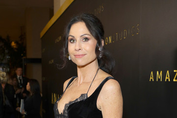 Minnie Driver Amazon Studios Golden Globes After Party - Red Carpet