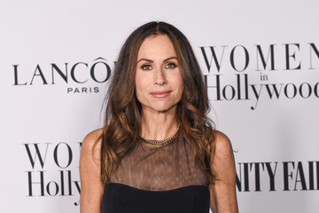 Minnie Driver Vanity Fair and Lancôme Women In Hollywood Celebration