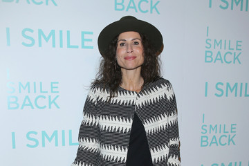 Minnie Driver Premiere of Broad Green Pictures' 'I Smile Back' - Arrivals