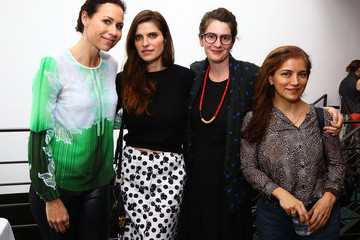 Minnie Driver Women's Filmmaker Brunch - 2015 Tribeca Film Festival