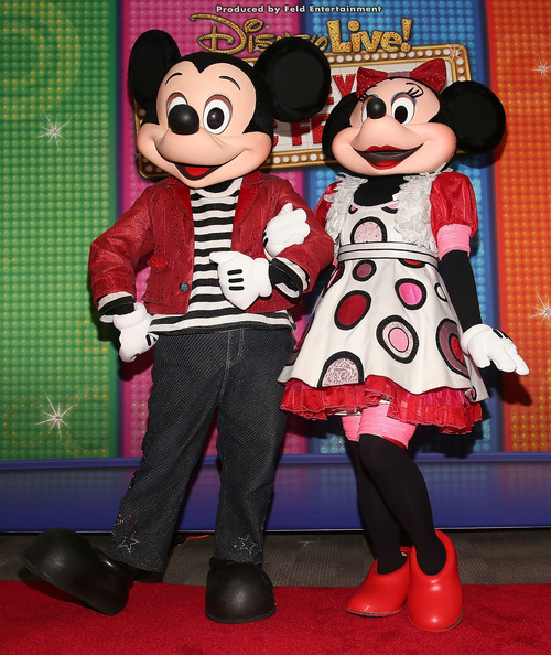 Minnie Mouse Photos Photos Disney Live Mickey S Music Festival Zimbio