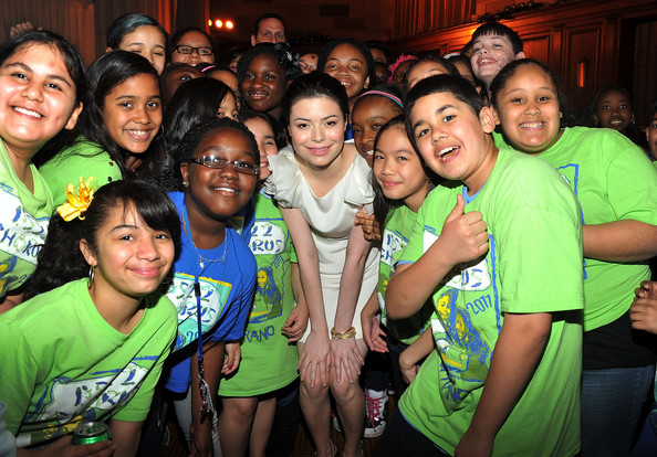 Miranda Cosgrove - 7th Annual Common Sense Media Awards Honoring Bill Clinton - Inside
