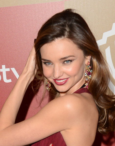Miranda Kerr - 14th Annual Warner Bros. And InStyle Golden Globe Awards After Party - Arrivals