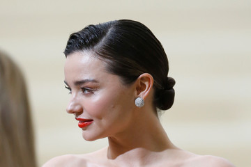 Miranda Kerr 'Rei Kawakubo/Comme des Garcons: Art of the In-Between' Costume Institute Gala - Outside Arrivals