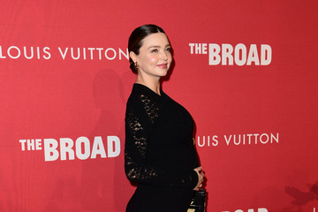 "Miranda Kerr The Broad And Louis Vuitton Celebrate Jasper Johns: ""Something Resembling Truth"" - Arrivals"