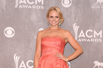 Miranda Lambert Press Room at the Academy of Country Music Awards