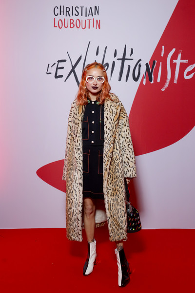 Christian Louboutin Presents During - Paris Fashion Week Womenswear Fall/Winter 2020/2021 - Exhibition Opening 'L'Exhibition[niste]'
