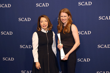 Mireille Enos SCAD Presents Spotlight Award Presentation