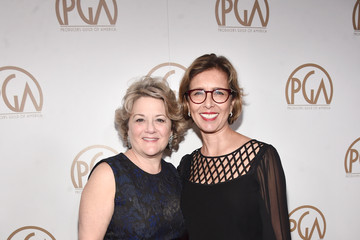 Mireille Soria 27th Annual Producers Guild of America Awards - Red Carpet