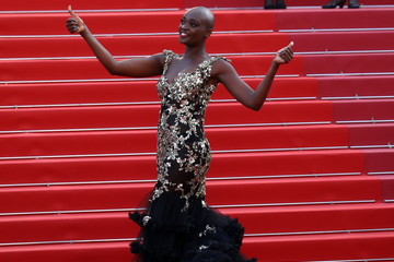 Miriam Odemba Instant View - The 71st Annual Cannes Film Festival