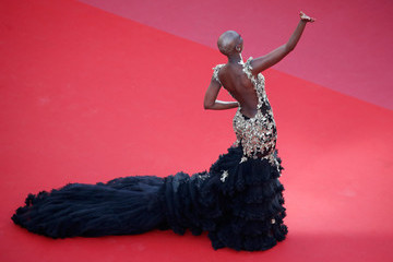 Miriam Odemba 'Capharnaun' Red Carpet Arrivals - The 71st Annual Cannes Film Festival