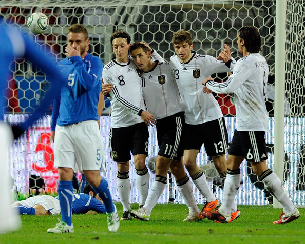 Miroslav+Klose+Germany+v+Italy+International+52YwLusEzhQl Why Germany Have What It Takes To Win Euro 2012