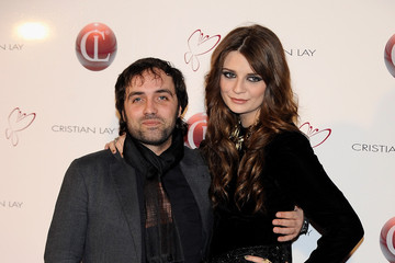 Cristian Lay Mischa Barton Attends Cristian Lay Fashion Show In Madrid