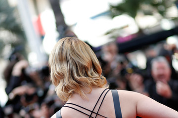 Mischa Barton 70th Anniversary Red Carpet Arrivals - The 70th Annual Cannes Film Festival