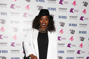 Misha B Arrivals at the vinspired National Awards